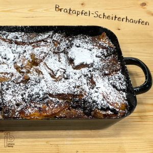 Johann Barsy kocht_Scheiterhaufen