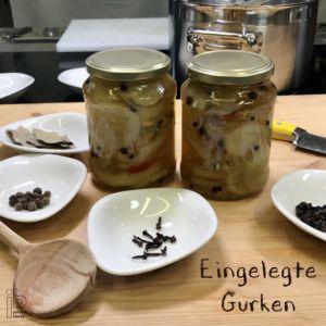Johann Barsy kocht_Eingelegte Gurken