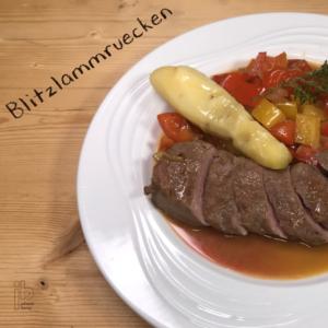 Johann Barsy kocht_Blitzlammruecken