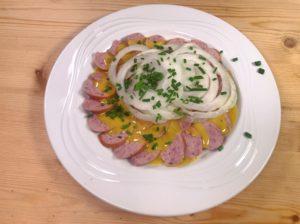 Johann Barsy kocht_Wurstsalat klassisch