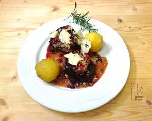Johann Barsy kocht_Blaukraut mit Granatapfel-Marinade