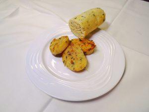 Johann Barsy kocht Kartoffelknödeltaler
