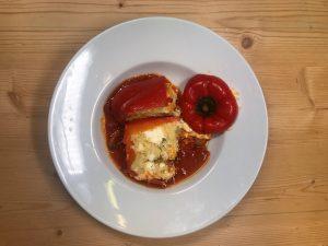 Johann Barsy kocht_Paprikaschoten vegetarisch (Couscous)