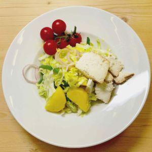 Johann Barsy kocht_Zuckerhutsalat